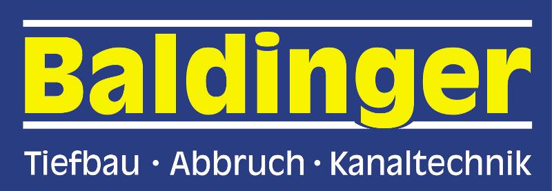 Logo Baldinger Tiefbau